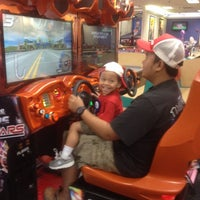 Photo taken at Chuck E. Cheese's by hilda a. on 9/18/2014