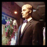 Photo taken at La Londe's Bridal Boutique by Rae A. on 6/8/2013