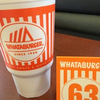 Photo taken at Whataburger by Elizabeth G. on 5/31/2013