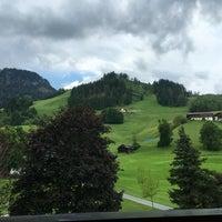 Das Foto wurde bei Rasmushof Hotel Kitzbühel von Serpil U. am 6/6/2016 aufgenommen