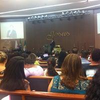 Photo taken at Igreja Batista da Lagoinha by Uai Sô M. on 12/6/2015