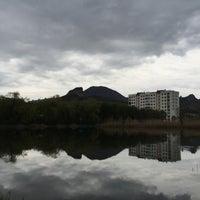 Photo taken at Городской парк by Mariya on 4/30/2015