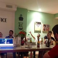 9/26/2016 tarihinde AXEL R.ziyaretçi tarafından Coco COFFICE Coworking Café'de çekilen fotoğraf