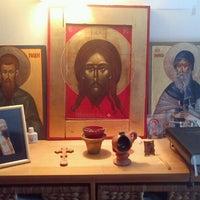 Photo taken at Orthodox Monastery Holly Transfiguration - Pravoslavny Monastyr Promeneni Pane by Blagojce P. on 2/17/2013