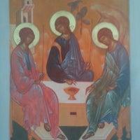 Photo taken at Orthodox Monastery Holly Transfiguration - Pravoslavny Monastyr Promeneni Pane by Blagojce P. on 2/10/2013