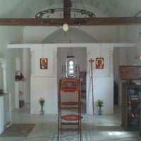 Photo taken at Orthodox Monastery Holly Transfiguration - Pravoslavny Monastyr Promeneni Pane by Blagojce P. on 4/21/2013