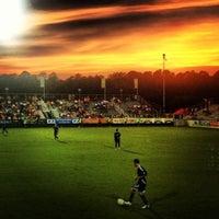 Photo taken at WakeMed Soccer Park by Jon O. on 6/13/2013