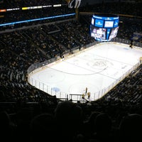 Photo taken at Bridgestone Arena by Steve H. on 4/5/2013