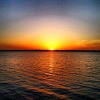 Photo taken at Cedar Creek Lake by Mark W. on 11/22/2012