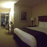 Photo taken at DoubleTree by Hilton Hotel Tallahassee by Helen B. on 1/22/2013