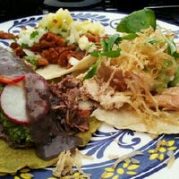 Photo taken at Machete Tequila + Tacos by Alisha W. on 6/30/2013