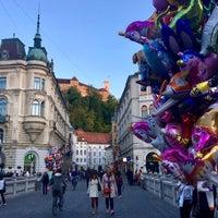 Photo taken at Ljubljana by Patricia O. on 5/5/2017