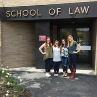 Photo taken at St. John's University School of Law by Danielle B. on 4/26/2016