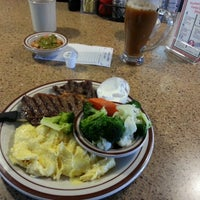 Photo taken at Cozy Diner & Grill by William S. on 12/27/2012