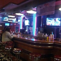Photo taken at Zebb's Deluxe Grill & Bar by Debbie M. on 10/2/2013