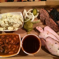 Photo taken at Hutchins BBQ & Grill by Oh Hey Dallas on 3/11/2015