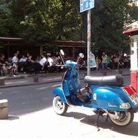 5/19/2013 tarihinde Aydın C.ziyaretçi tarafından Cihangir Kahvehanesi'de çekilen fotoğraf