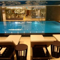 Photo taken at Retaj Royale Hotel - Four Elements Spa & Wellness by Aydın C. on 5/10/2013