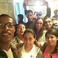 Photo taken at Cuartel Rumiñahui by Diana G. on 7/21/2017