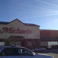 Photo taken at Michaels - CLOSED by Donald F. on 2/9/2013