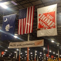 The Home Depot (West Columbia RDC) - West Columbia - 3 tips