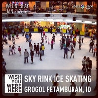 Photo taken at Sky Rink Ice Skating by Stephen D. on 1/2/2013