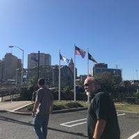 Photo taken at Downtown Newark by Tim S. on 10/19/2017