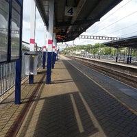 Photo taken at Platform 4 by Stuart M. on 5/6/2014
