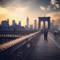 Photo prise au Pont de Brooklyn par Pro A. le6/11/2013
