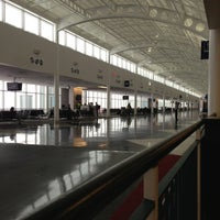 Photo taken at South Bend International Airport (SBN) by Katie L. on 2/5/2013