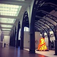 Photo taken at Hamburger Bahnhof - Museum für Gegenwart by Dionys H. on 12/8/2012