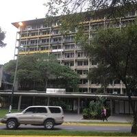 Photo taken at Facultad de Odontología by Ricardo C. on 10/6/2012