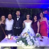 Photo taken at Azaklar Kır Düğün Bahçesi by Aysegul A. on 7/21/2018