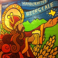Photo taken at Saint Arnold Brewing Company by James G. on 11/23/2012