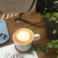 Снимок сделан в Hobo Coffee пользователем Denisa I. 8/26/2017