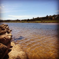 Photo taken at Dee Why Lagoon by Daniel S. on 12/7/2013