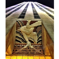 Photo taken at 30 Rockefeller Plaza by Alex M. on 3/13/2013