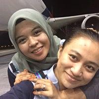 Photo taken at MAS Hangar 6 AMU Line 4 by Syamimi H. on 3/24/2016