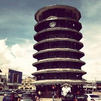 Photo taken at Leaning Tower by Faizal R. on 11/13/2012