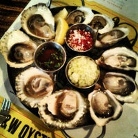 Photo taken at L&W Oyster Co. by Linnea C. on 4/26/2013