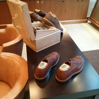 Photo taken at Alden New England Shoes by Omid S. on 3/23/2013