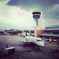 Photo taken at Philadelphia International Airport (PHL) by Omid S. on 6/27/2013