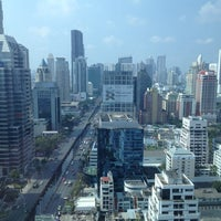 Photo taken at SO Sofitel Bangkok by Miguel A. on 12/8/2012