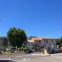 Photo taken at Saint Hyppolyte Du Fort by Ian David M. on 8/1/2013