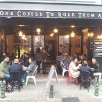 4/25/2015 tarihinde Borg M.ziyaretçi tarafından Coffee-Inn'de çekilen fotoğraf