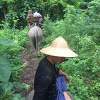 Photo taken at Elephant Village & Shangri-Lao by Analin L. on 9/7/2015