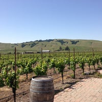 Photo taken at Robledo Family Winery by Kate F. on 4/27/2013