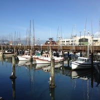 Photo taken at Fisherman's Wharf by Jess M. on 11/22/2012