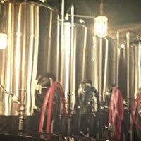 Photo taken at Station 26 Brewing Company by Alex T. on 1/12/2014