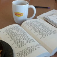 Photo taken at Denny's by Stacey B. on 12/8/2013